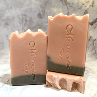 Dead Sea Mud Soap by Mountain Farms Soap
