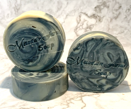 Facial Soap with Neem Oil by Mountain Farms Soap