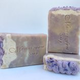 Lilac-and-Lilies-Handmade-Soap by Mountain Farms Soap
