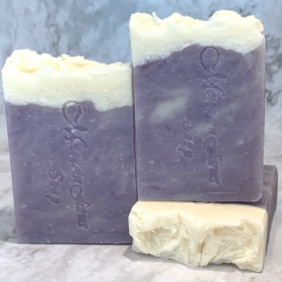 Lilac and Lilies Soap by Mountain Farms Soap