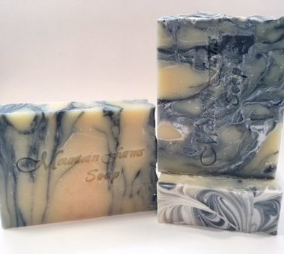 Midnight-Man-Soap by Mountain Farms Soap