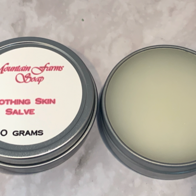 Soothing Skin Salve by Mountain Farms Soap