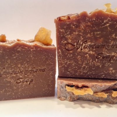 Honey-Cream-Soap by Mountain Farms Soap