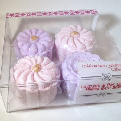 Bath-Bomb-Gift-Set by Mountain Farms Soap