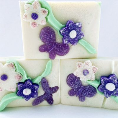 Butterfly-Orchid-Soap by Mountain Farms Soap