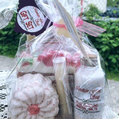 Cello-Bag-Gift-Set by Mountain Farms Soap