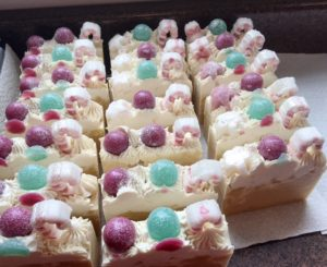 Christmas Spice Soaps 2 by Mountain Farms Soap