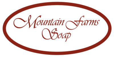 Logo for Mountain Farms Soap Handmade Natural Soap