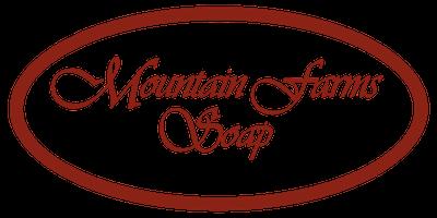Logo for Mountain Farms Soap Handmade Natural Soap