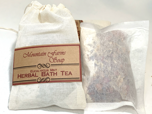 Herbal Bath Teas by Mountain Farms Soap