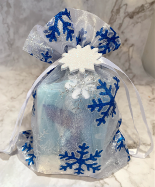 Handmade Soap and Bath Bomb Gift Set by Mountain Farms Soap