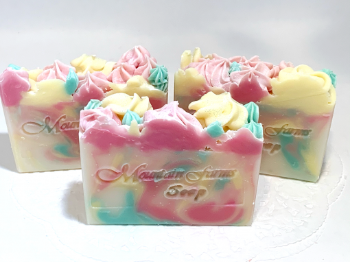 Afternoon Tea Artisan Soap by Mountain Farms Soap