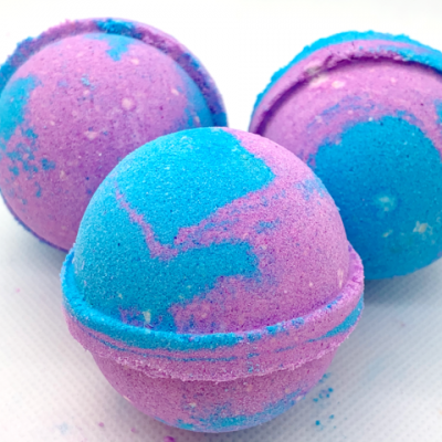 Mermaid Bath Bomb by Mountain Farms Soap