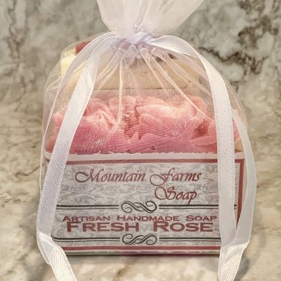 Gift Packaging by Mountaiin Farms Soap