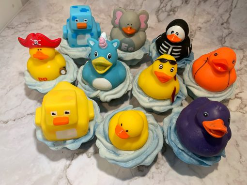 Rubber Ducky Handmade Soaps by Mountain Farms Soap