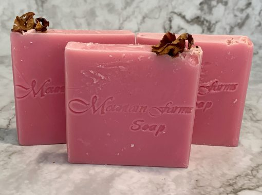 Country Rose Soap by Mountain Farms Soa